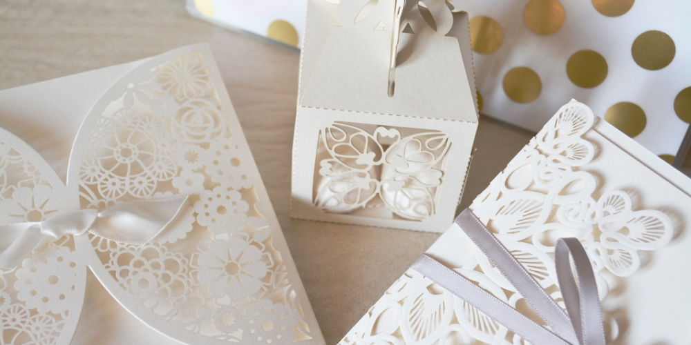 Pomysł nabiznes: zaproszenia ślubne idodatki weselne